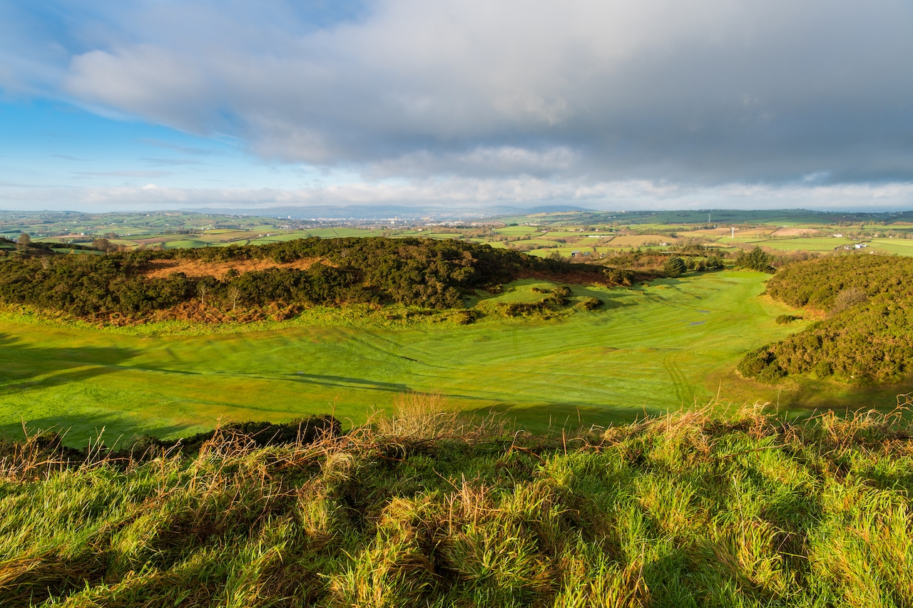 Combine Golf with GLAMPER Motorhome Travel in Ireland for Truly Unique Experiences